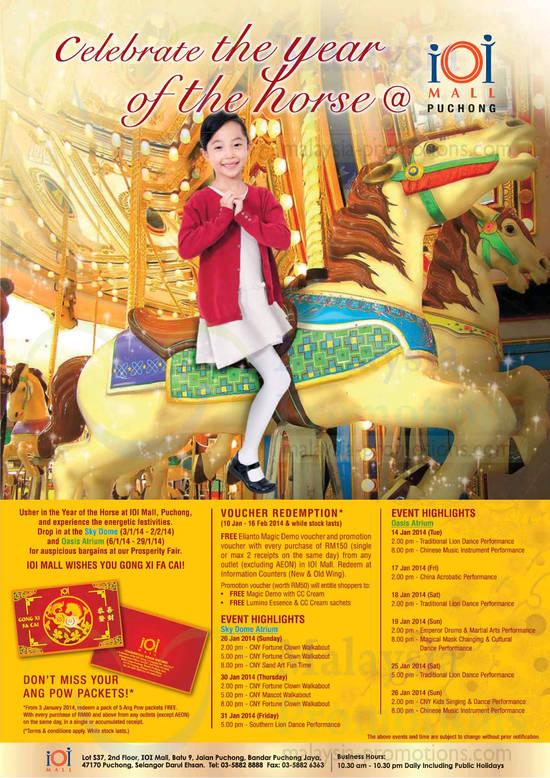 IOI Mall 18 Jan 2014