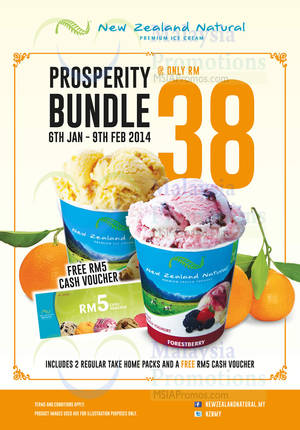 Featured image for New Zealand Natural RM38 Prosperity Bundle Promo 6 Jan – 9 Feb 2014