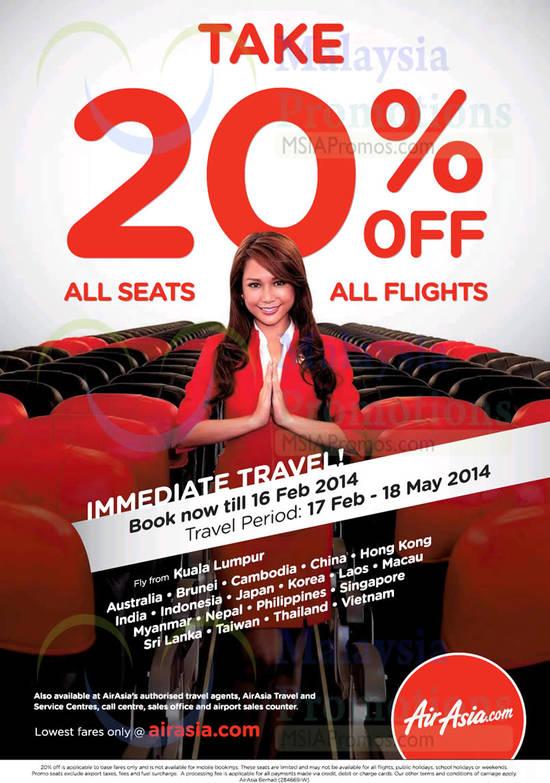 Air Asia 10 Feb 2014