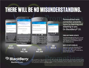 Featured image for Blackberry Smartphones Features & Prices 6 Mar 2014