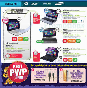 Featured image for SenQ Digital Station Cameras, Notebooks, Tablets & Smartphone Offers 1 Mar 2014