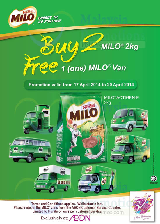 List Of Milo Related Sales Deals Promotions Amp News Jan
