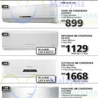Air Conditioners, Mitsubishi, Electrolux, Panasonic, Samsung, Hitachi,  Sharp » Harvey Norman Digital Cameras, Furniture, Notebooks U0026 Appliances  Offers 26 ...