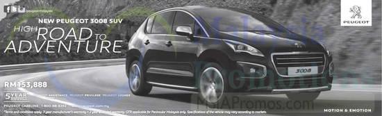 Peugeot 21 Apr 2014