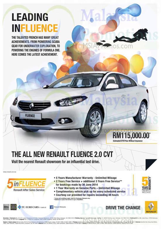 Renault 22 May 2014