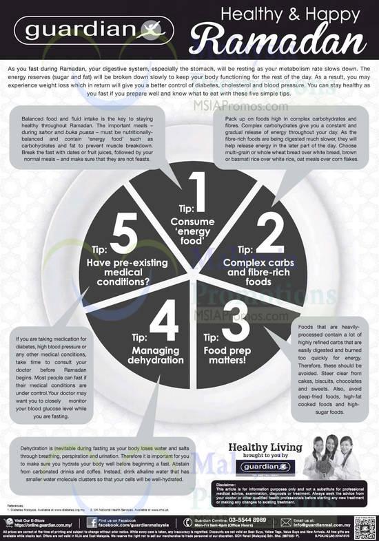 Healthy n Happy Ramadan Tips