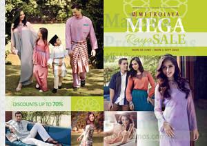 Featured image for Metrojaya Mega Raya Sale 30 Jun – 1 Sep 2014