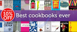 Featured image for The Book Depository 10% Off Cook Books Coupon Code 13 – 19 Jun 2014