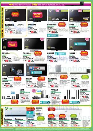 Featured image for Senheng TVs, Appliances, Smartphones, Notebooks & Other Offers 1 Jul 2014