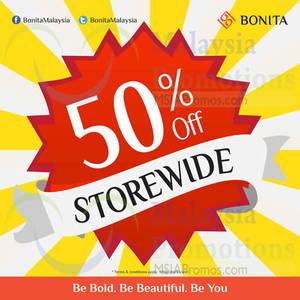 Featured image for Bonita 50% OFF SALE 28 – 30 Nov 2014