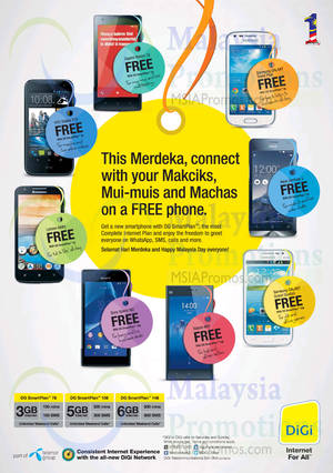 Featured image for Digi RM0 Smartphone Offers 30 Aug 2014