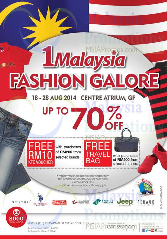 KL Sogo 1 Fashion 18 Aug 2014