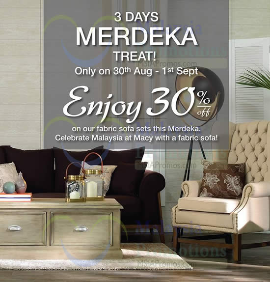 Macy Furniture Location: Macy 30% OFF Fabric Sofa Sets 30 Aug