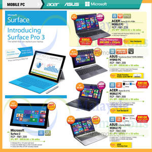Featured image for SenQ Notebooks, Digital Cameras, Notebook & Phones Offers 1 – 31 Aug 2014