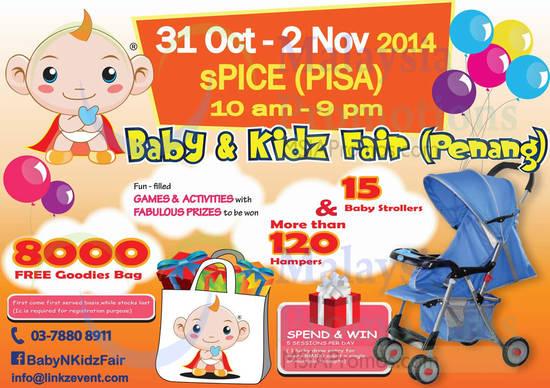 Baby n Kidz Fair 29 Sep 2014