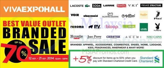 Branded Sale 10 Sep 2014