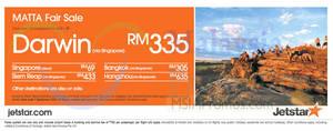 Featured image for Jetstar From RM69 Matta Fair Sale Offers 2 – 7 Sep 2014