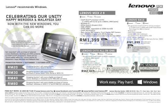 Lenovo 26 Sep 2014