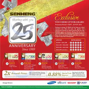 Featured image for Senheng Smartphones, Tablets, Digital Cameras, Notebooks & Other Offers 1 – 30 Sep 2014
