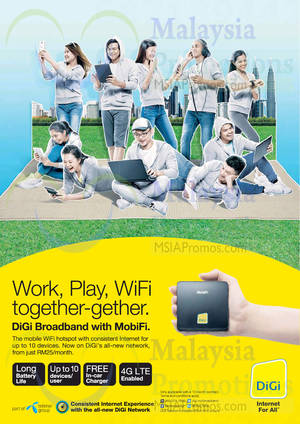 Featured image for Digi Broadband with MobiFi 10 Oct 2014