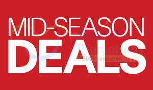 Featured image for H&M Mid-Season Deals Promotion 29 Sep 2015