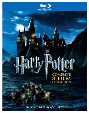 Featured image for Harry Potter 65% Off Complete 8-Film Blu-ray Collection 24hr Promo 30 Nov – 1 Dec 2015
