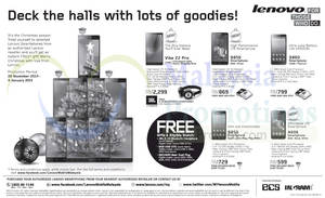 Featured image for Lenovo Mobile Phone Offers 28 Nov 2014