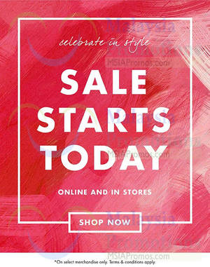 Featured image for MS Read Sale 15 Nov 2014 – 11 Jan 2015