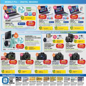 Featured image for SenQ Notebooks, Digital Cameras, Home Appliances, TVs & Phones Offers 1 – 30 Nov 2014