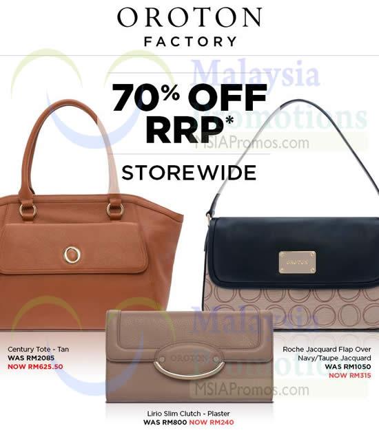 Oroton Handbags Factory Outlet