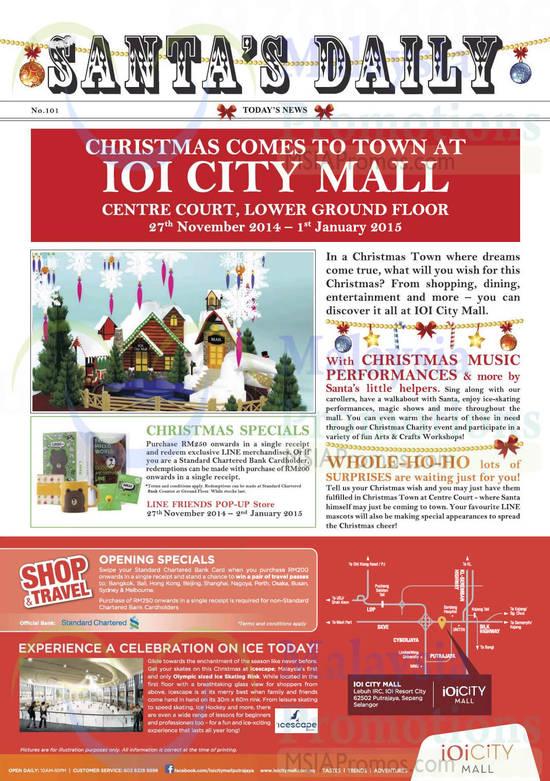 IOI City Mall 5 Dec 2014