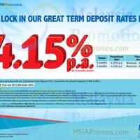 Rhb Term Deposits Up To 4 15 P A Promo 1 15 Dec 2014
