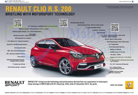 Renault Clio 19 Dec 2014
