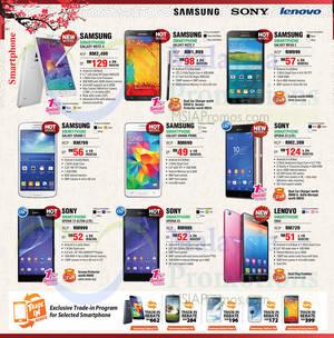 Featured image for Senheng Smartphones, Digital Cameras & Other Offers 1 – 31 Jan 2015