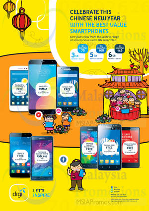 Featured image for Digi Mobile Phones Offers 9 Feb 2015