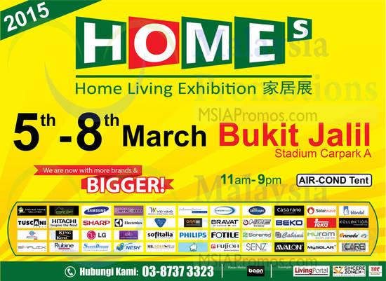 Home Living Exhibition 25 Feb 2015