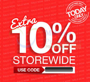 Featured image for Lazada 10% OFF 1-Day Discount Coupon Code 28 Feb 2015