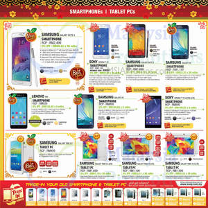 Featured image for SenQ Notebooks, Digital Cameras, Home Appliances, TVs & Phones Offers 1 – 28 Feb 2015