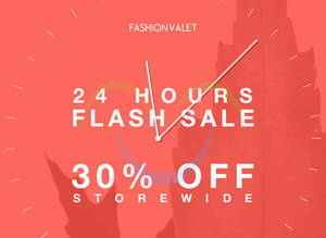 Featured image for FashionValet 30% OFF Storewide 1-Day Coupon Code (NO Min Spend) 31 Mar 2015