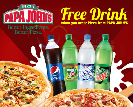 Papa Johns coupons and promo codes. Trust giveback.cf for Pizza savings.