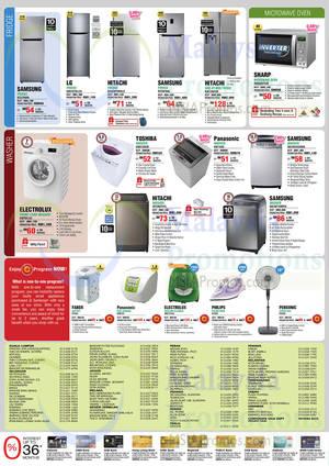 Featured image for Senheng Appliances, Smartphones, TVs, Digital & Other Offers 1 – 31 Mar 2015