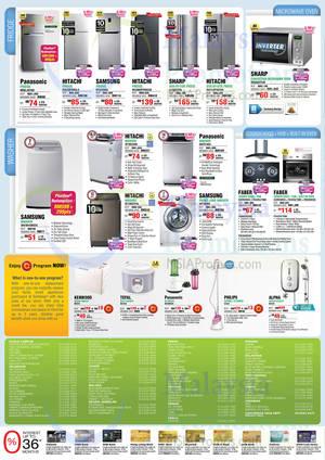 Featured image for Senheng Appliances, Smartphones, TVs, Digital & Other Offers 1 – 30 Apr 2015
