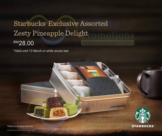Starbucks 8 Mar 2015