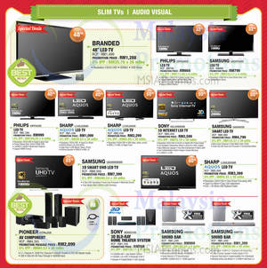 Featured image for SenQ Notebooks, Digital Cameras, Home Appliances, TVs & Phones Offers 1 – 31 Mar 2015