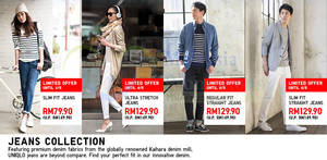 Featured image for Uniqlo Nationwide Promo Offers 30 Apr – 4 May 2015