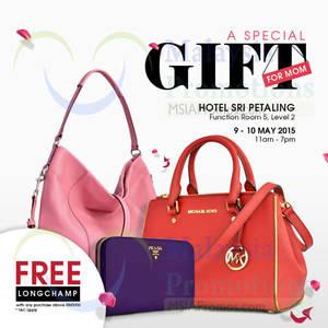 937325d7ed1a Celebrity Wearhouz Designer Handbags Sale   Hotel Sri Petaling 9 – 10 May  2015