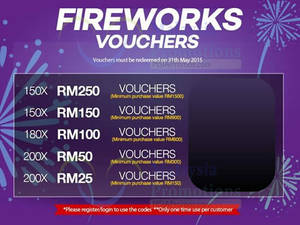 Featured image for Lazada Up To RM250 OFF 1-Day Coupon Codes 31 May 2015