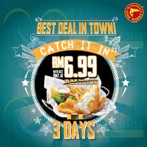 Featured image for Manhattan Fish Market RM6.99 Dory Promo (Weekdays) 18 – 26 May 2015