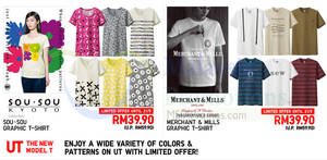 Featured image for Uniqlo Nationwide Promo Offers 15 – 21 May 2015