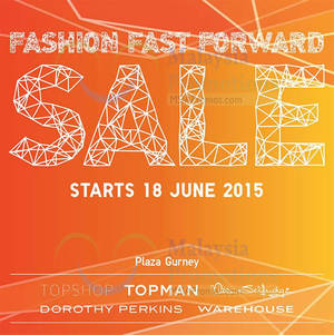 Featured image for F3 Fashion Fast Forward Brands Sale 18 Jun 2015